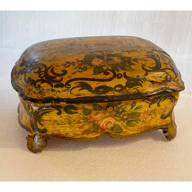 Italian Jewelry Box For Sale - Image 10 of 11