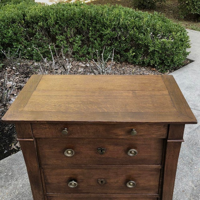 19th Century French Directoire Commode For Sale - Image 9 of 11