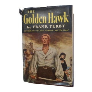 "1948 ""The Golden Hawk"" Book For Sale"