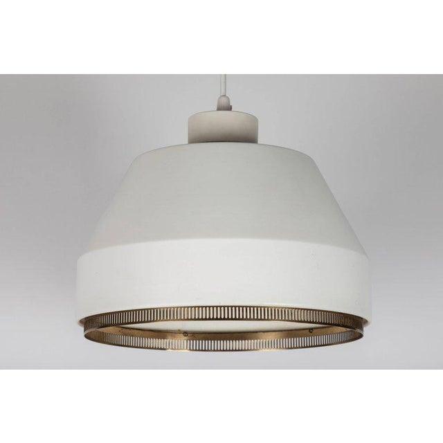 1940s 1940s Modern Aino Aalto 'Ama 500' Pendant Light For Sale - Image 5 of 13