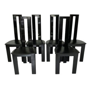 Pietro Costantini Dining Chairs - Set of 6 For Sale