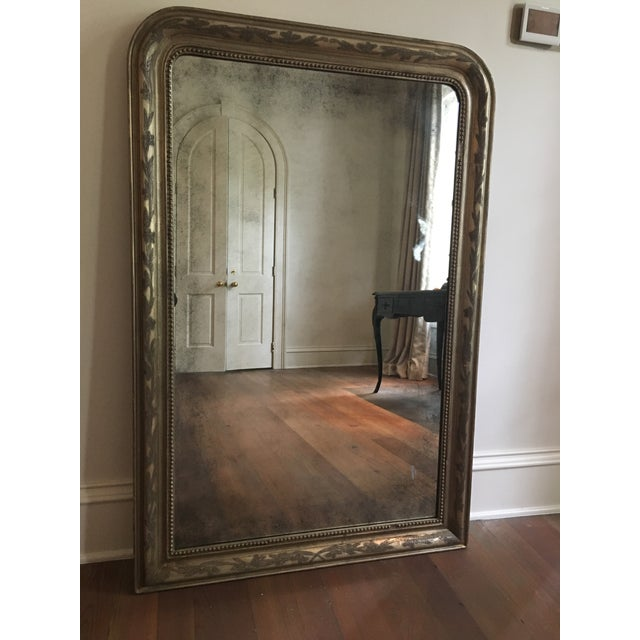 Louis Philippe Style Mirror - Image 2 of 7