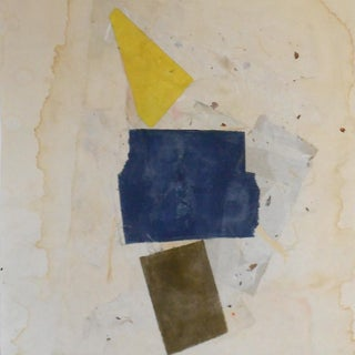 "Jean Feinberg ""P2.15"" Painting For Sale"