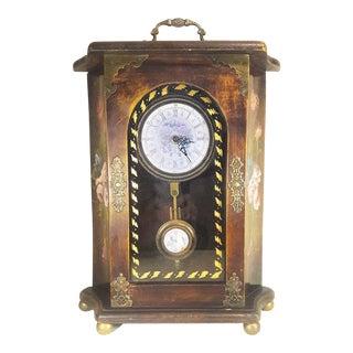 Vintage Mantel Pendulum Clock
