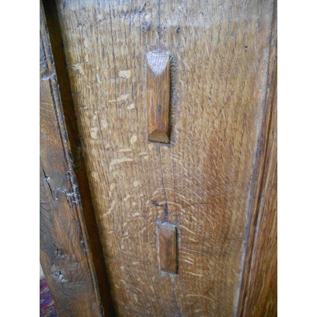Antique English Tudor/Stuart Oak Chair - Image 5 of 6