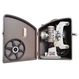 Bell & Howell Regent 8mm Home Projector For Sale