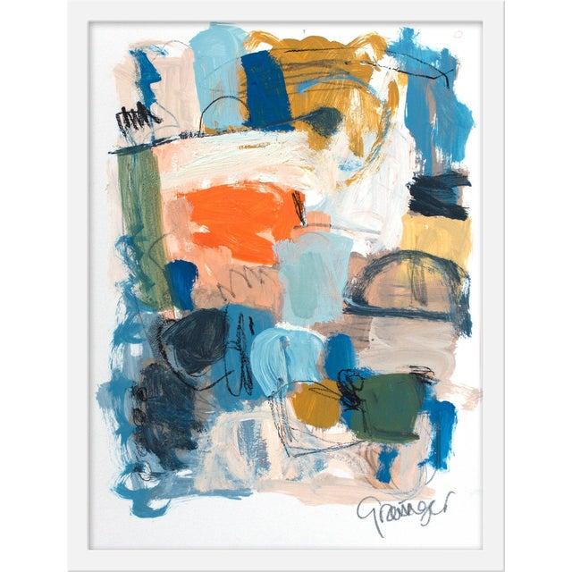 "Medium ""Trusting"" Print by Lesley Grainger, 17"" X 24"" For Sale"
