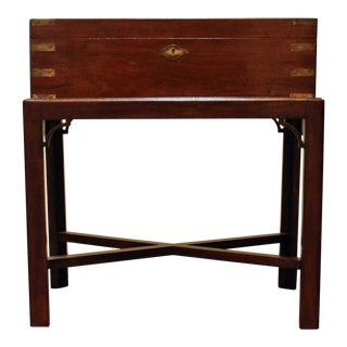 George III Lap Desk For Sale