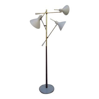 Arredoluce Style Mid-Century Modern Floor Lamp For Sale