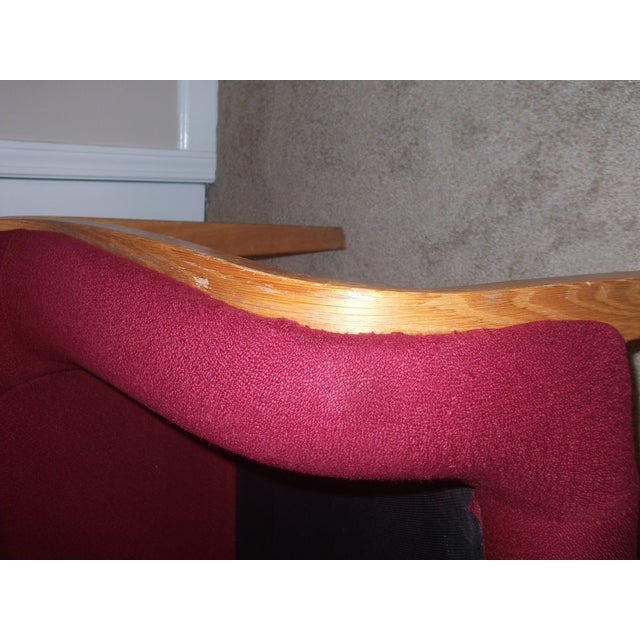 Bill Stephens Knoll Lounge Chair - Image 6 of 10