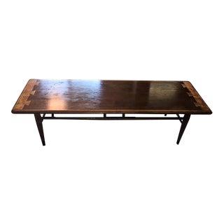 Mid-Century Lane Acclaim Coffee Table