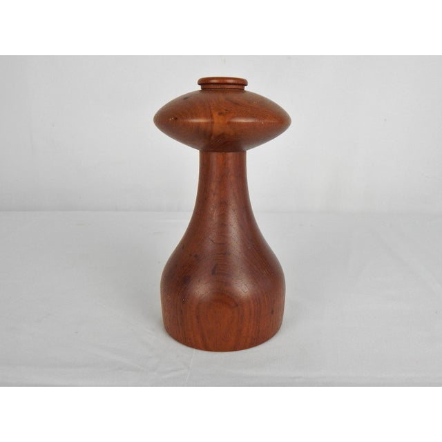Jens Quistgaard for Dansk Peppermill For Sale - Image 10 of 10