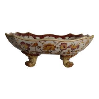 Sunflower Motif Bowl