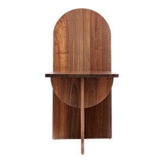 Apollo Walnut Chair For Sale