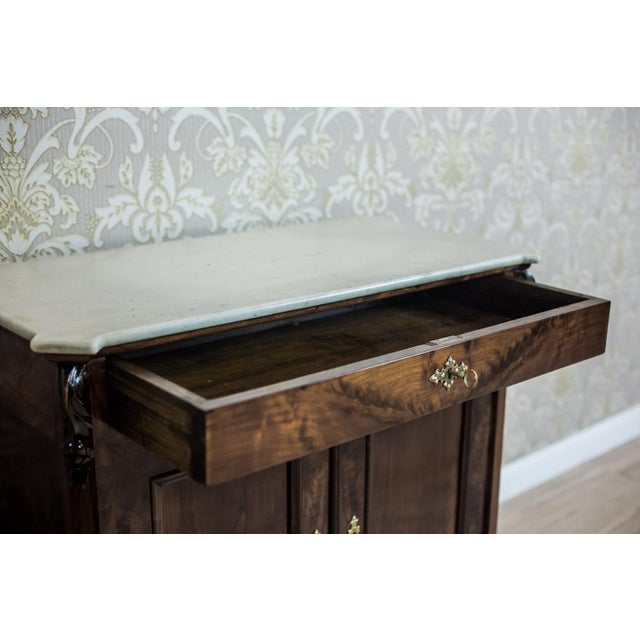 19th Century Louis Philippe Cabinet For Sale - Image 12 of 13