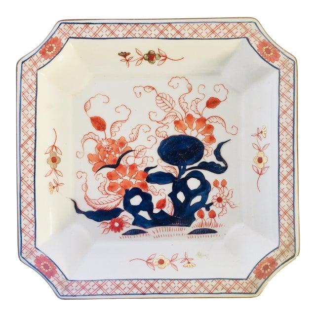 Mid 20th Century Imari Low Dish For Sale