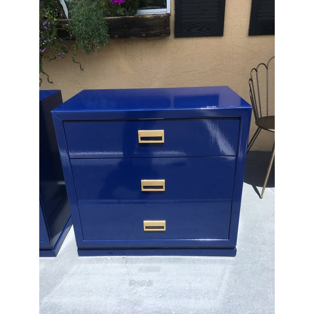 Mid-Century Modern Modern Vintage Bachelor Chests - a Pair For Sale - Image 3 of 8