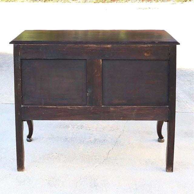 Antique Country French Commode For Sale - Image 9 of 10