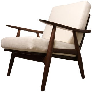Hans Wegner Ge270 Armchair For Sale