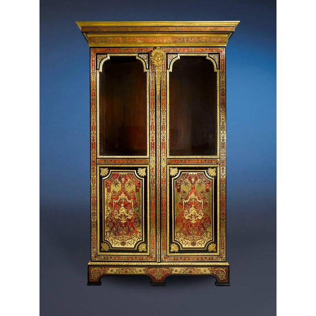 The marquetry technique perfected by master ébéniste André-Charles Boulle in the 17th century inspired the most gifted...
