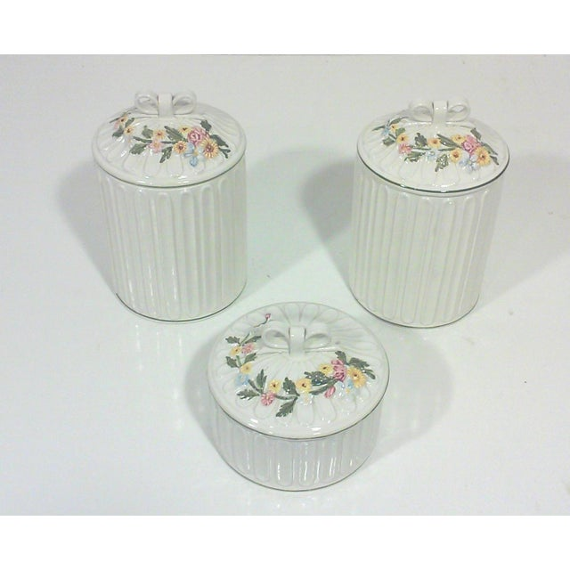 Italian Apothecary Jars - Set of 3 - Image 3 of 7