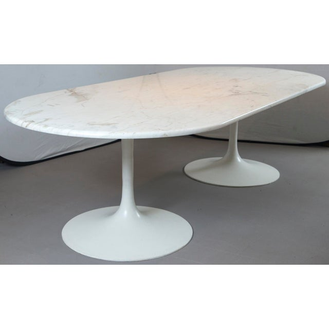 20th Century Mid-Century Tulip Dining Table For Sale - Image 9 of 9