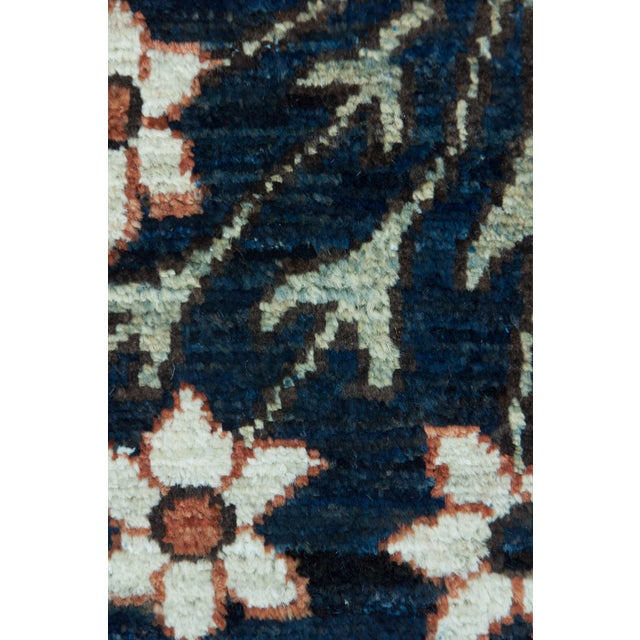 """Islamic Ziegler Hand Knotted Area Rug - 9'0"""" X 12'2"""" For Sale - Image 3 of 3"""