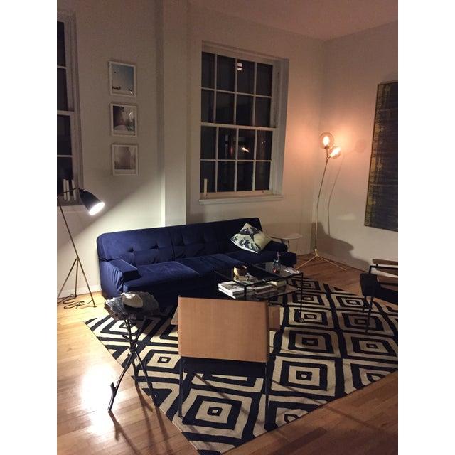 Marco Zanuso Square Sofa, 1966 For Sale In Los Angeles - Image 6 of 9