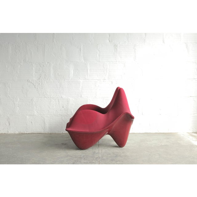 Awesome contemporary parametric lounge chair! Designed by Greg Lynn for Vitra.