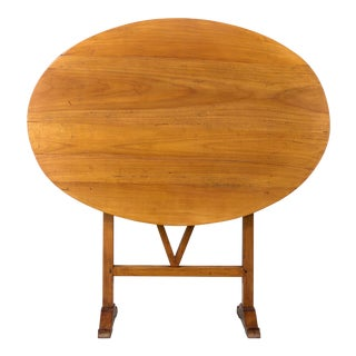 French Country Tilt Top Table