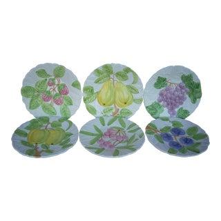 Shafford Dessert Plates - Set of 6 For Sale