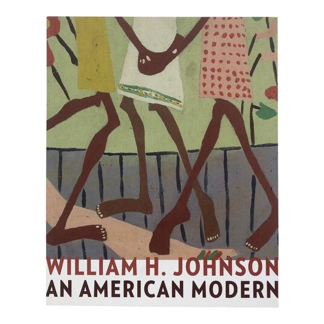 William H Johnson American Modern Paperback For Sale