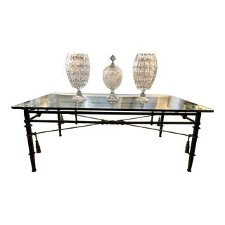 20th Century Hollywood Regency Bernhardt Coffee Table For Sale