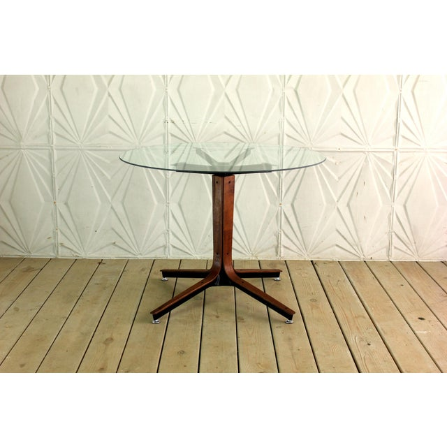 1960s Mid Century Modern Plycraft Dining Table For Sale - Image 6 of 6