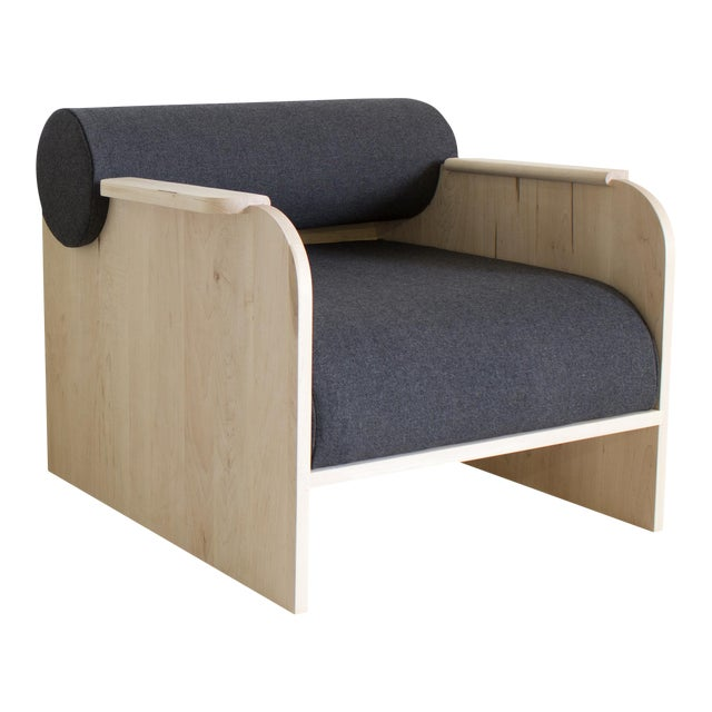 June Lounge and Club Chair For Sale
