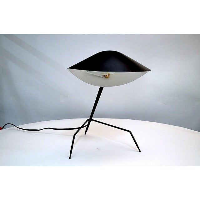 Serge Mouille Serge Mouille Tripod Desk Lamp For Sale - Image 4 of 5