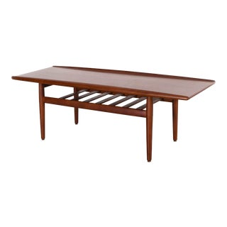 Grete Jalk Coffee Table For Sale