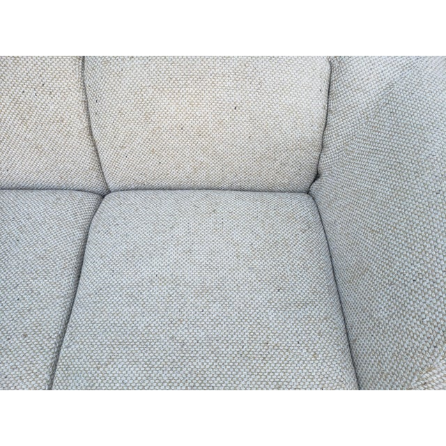 1980s Vintage Steve Chase Amphibious Loveseat For Sale - Image 9 of 13