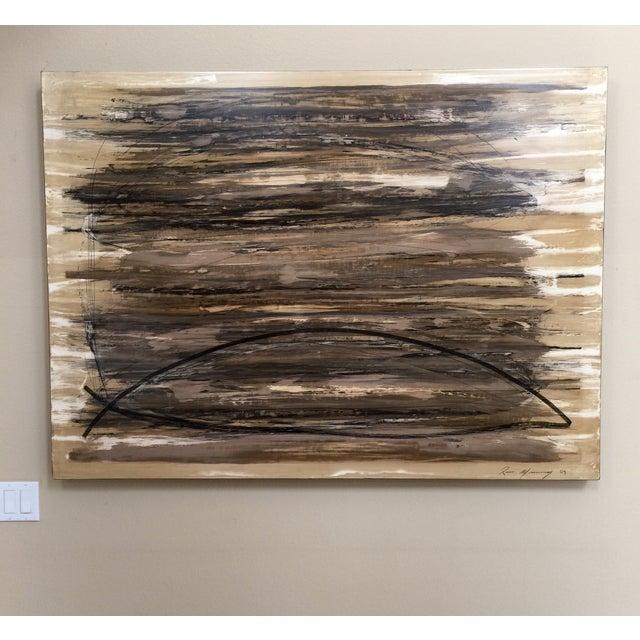 """""""Otoño"""" Painting by Ramiro Medina - Image 2 of 7"""