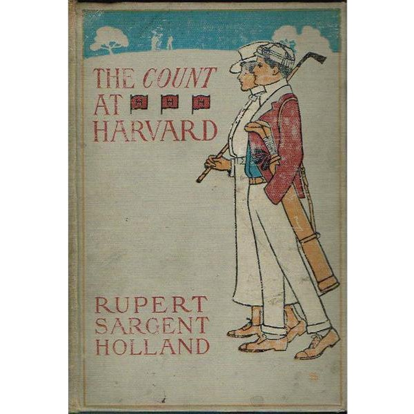 The Count at Harvard For Sale