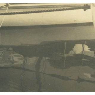 Joseph Consavela, Vintage French Silver Gelatin Photograph - Boats Preview