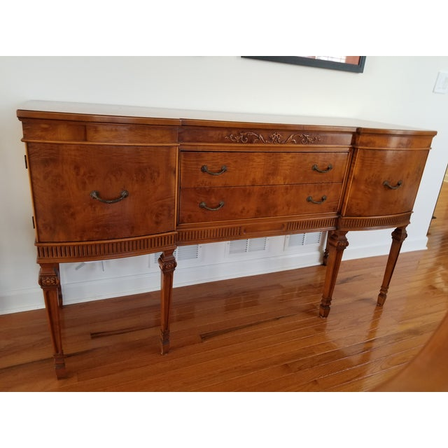 1930's Myrtlewood Buffet (2 of 3) For Sale - Image 11 of 11