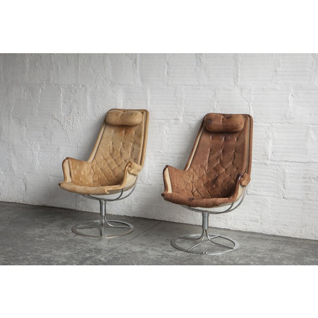 "Bruno Mathsson ""Jetson"" Lounge Chair - Image 3 of 7"