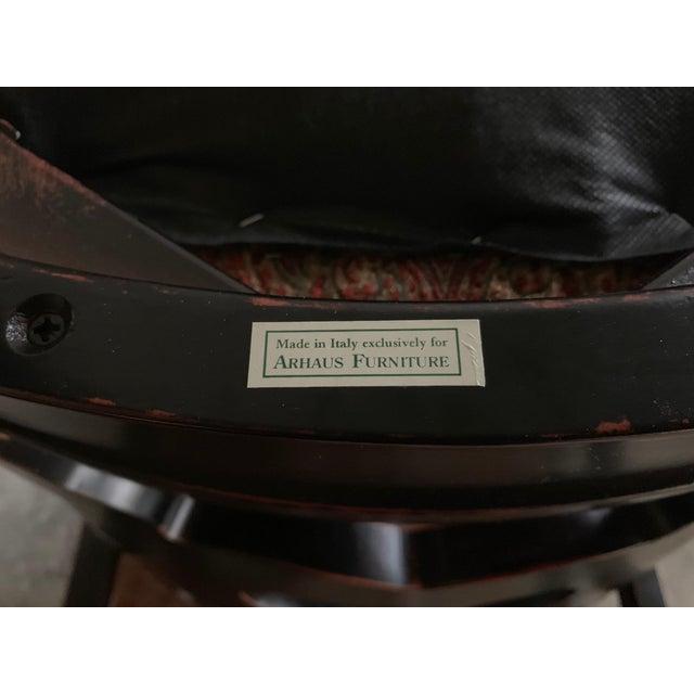 "Set of Six Arhaus ""Jordan"" Dining Chairs For Sale - Image 12 of 13"