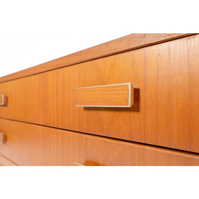 Danish Modern Ejsing Mobelfabrik 3-Drawer Chest - Image 9 of 10