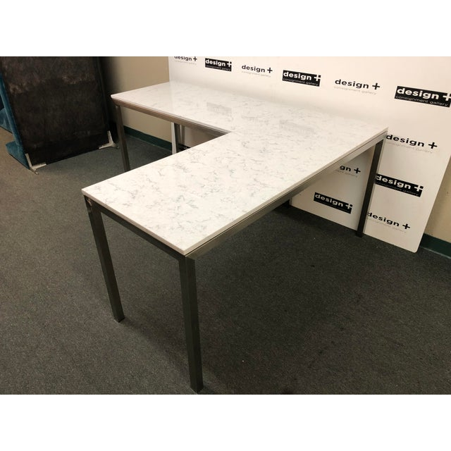 2010s Portica Desk and Return, by Room & Board For Sale - Image 5 of 13