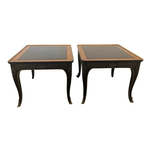 1960s Drexel Heritage Et Cetera Collection Side Tables - a Pair For Sale