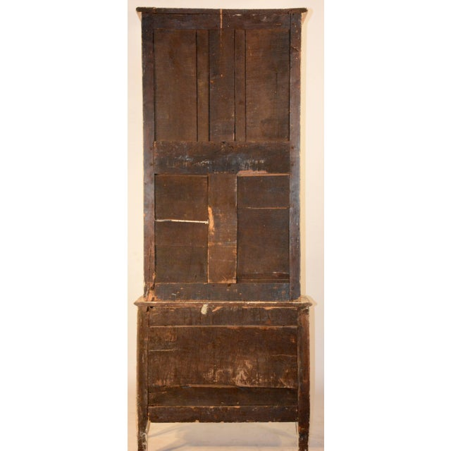 19th Century Country French Wire Front Cupboard For Sale - Image 4 of 11