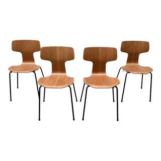 Model 3103 Hammer Chair by Arne Jacobsen for Fritz Hansen For Sale