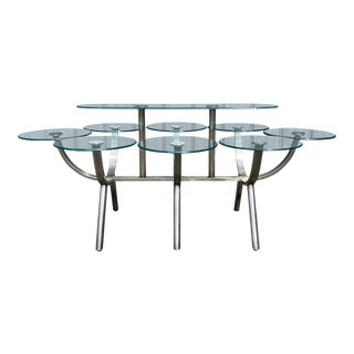 """Circle of Life"" Dining Table by DIA For Sale"